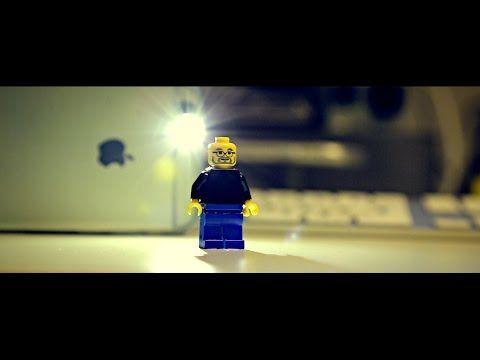 Steve Jobs als Lego-Figur - YouTube
