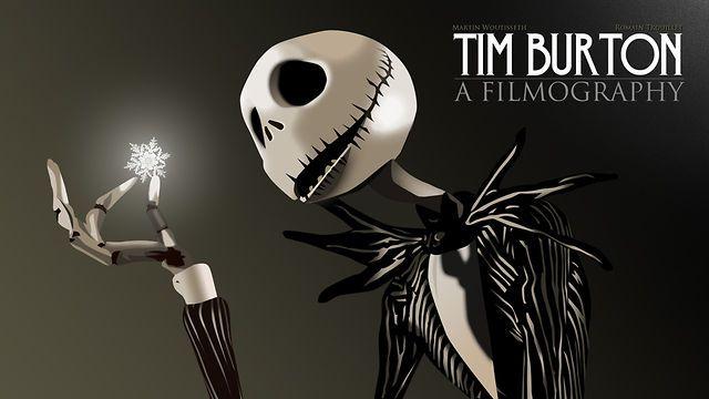 Tim Burton - a filmography by Martin Woutisseth.