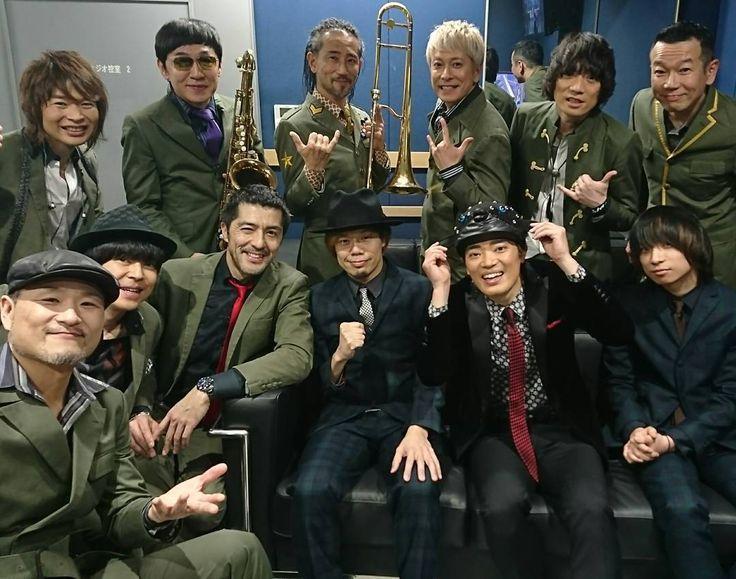 いいね!2,517件、コメント17件 ― 谷中敦 [東京スカパラダイスオーケストラ]さん(@a.yanaka)のInstagramアカウント: 「尾崎世界観、さかなクン、TAKUMA、スカパラ。『Love music~東京スカパラダイスオーケストラSP』はCXで3/10(金)23:30から放送です。」