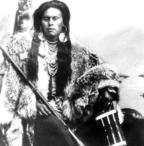 Shoshone Warrior  Today, the Shoshone are still waiting to become a Federally recognized tribe, along with over 200 other Native American tribes such as the California Chumash and the North-Eastern Abenakis. from; http://www.shoshoneindian.com/