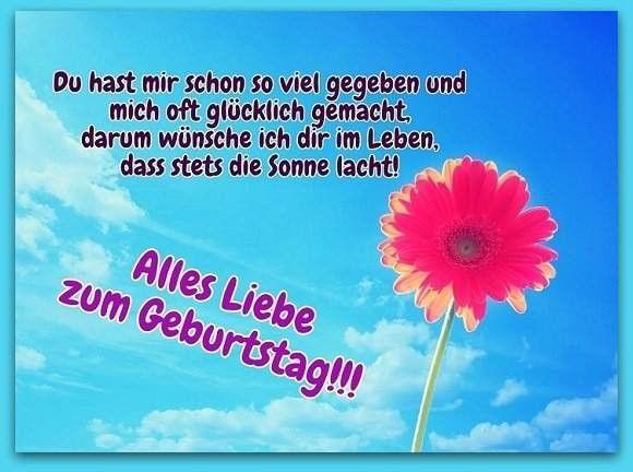 Geburtstagswunsche Liebe Schwester Beautiful Geburtstagsbilder