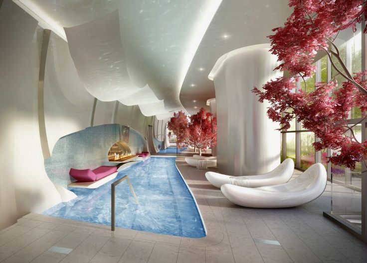 Wanna have a spa like this in your condo?