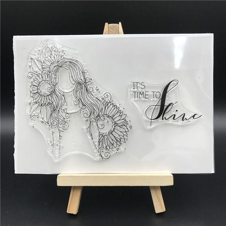 Find More Stamps Information about Girl Transparent Clear Silicone Stamp/Seal for DIY scrapbooking/photo album Decorative clear stamp sheets ,High Quality clear stamps,China transparent clear silicone stamp Suppliers, Cheap clear silicone stamp from GONGZHIQIAN Store on Aliexpress.com