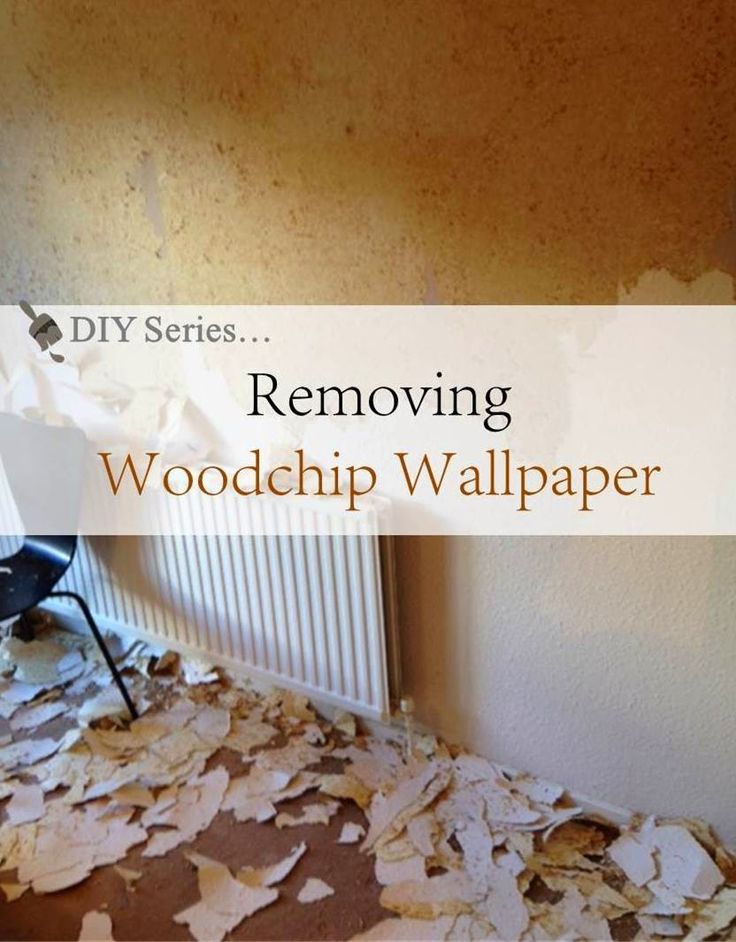 If you haven't heard of woodchip wallpaper, you are not missing out. It's often very tired-looking, dated and infamous in the DIY world for...