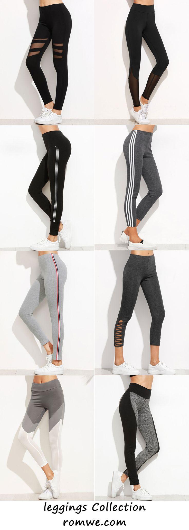 Legging Collection 2016 - romwe.com