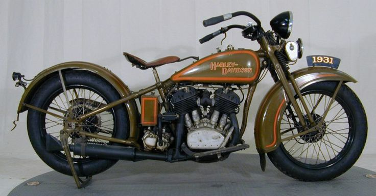 This Day in Harley-Davidson History – April 6, 1931 – Harley-Davidson begins offering a reverse gear on the VL models.