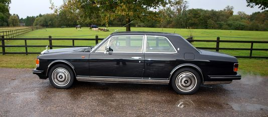 1988 Rolls Royce Silver Spirit 2 door Saloon with coachwork by Hooper & Co - Silverstone Auctions
