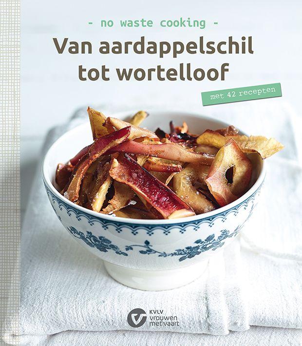 Haal meer uit je groenten en vermijd voedselverspilling met overheerlijke gerechten! Copyright KVLV - Studio Wauters