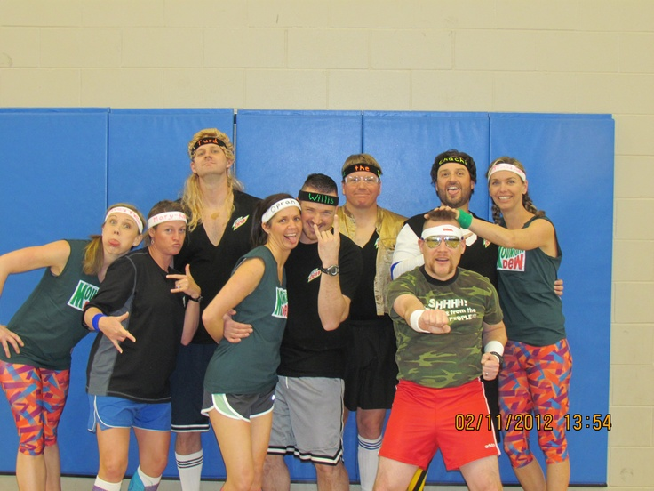 The Saint John's Booster Club is hosting their 2nd Annual Dodgeball Tournament on Saturday, March 9th at 10:00 am. We had 8 teams last year and raised over lots of money for Saint John's athletics!  contact the school for more info 635-5830