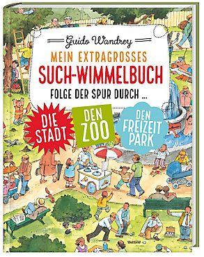Mein extragroßes Such-Wimmelbuch Buch kaufen | Jokers.de