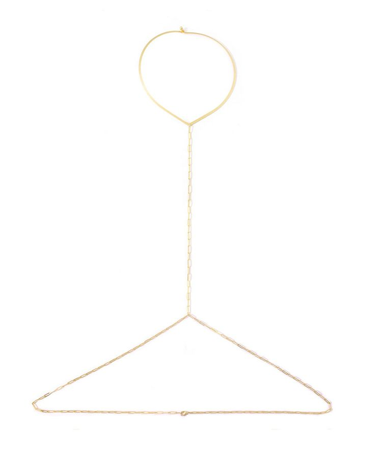 Venus Body Chain http://shop.nylonmag.com/collections/whats-new/products/venus-body-chain