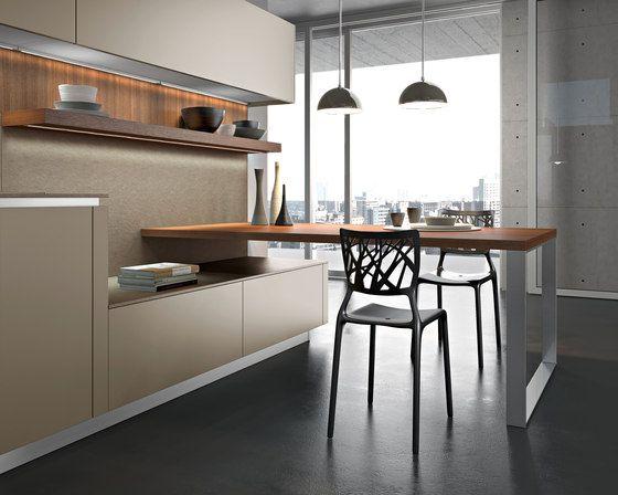 52 best id snaidero design images on pinterest | kitchen ideas, Kuchen