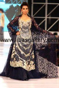 Rouge by Faraz Manan Pakistani Wedding Dresses 2013-2014 Pakistani Bridal Wear Anarkali Suits Bridal Lehenga Designer Sharara Party Wear Clothes Gharara in UK USA Canada Pakistan India Australia