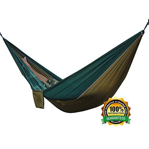 annabelz camping hammock parachute nylon light weight outdoor hammocks for camping travel and backpacking    read more at the image link  432 best travel gadgets images on pinterest   travel gadgets      rh   pinterest