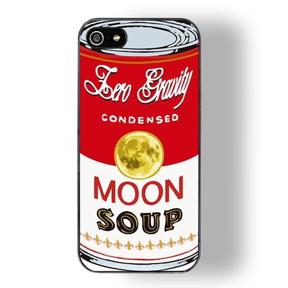 Moon Soup iPhone 5/5S Case