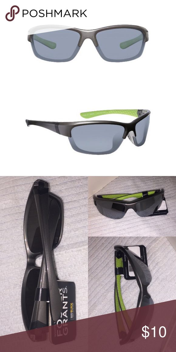 🌞 Sunnies 🌞 Foster Grant Polarized Sunglasses Advanced Comfort Sunglasses by Foster Grant - Sports Wrap Mirror Lenses Lightweight Protective wraparound design shields your eyes from sun, glare, dust, n wind  100% UVA/UVB Protection Polarized lenses eliminate glare  💯Brand new HIGH QUALITY💯 💯What u see is what u get💯 ⚡Next day ship⚡ ✔Offers welcome on items $13+ 🚫No Trades 💖Just got💍engaged 💍 5-21 - 3yrs Long distance, we r working Very hard to be together. Please help us on our…