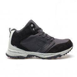 Buty trekkingowe męskie OBMT202 - czarny