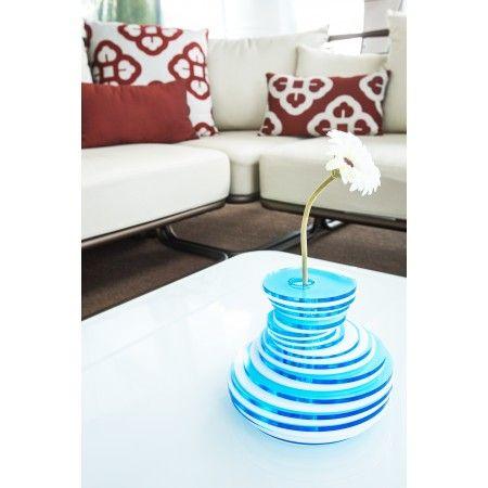 Lady Clay #acrylic #flowerpot #plexiglass #design #designtrasparente #home #decor #pot #minimal #modern #vaso #moderno