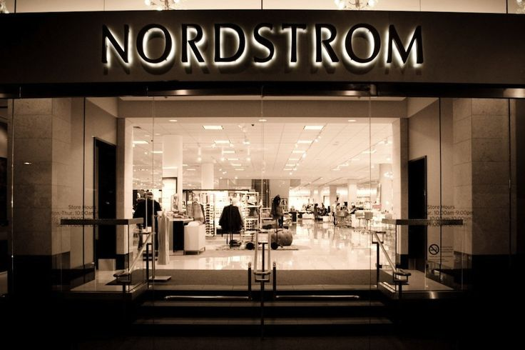 Retail news: Nordstrom will premier more intimate stores with features like tailoring, manicures and even a bar. What they won't feature? Clothes.