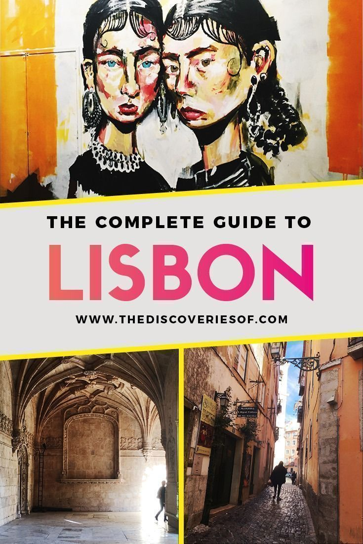 Unmissable Things to do in Lisbon, Portugal. Looking for cool nightlife, food, sightseeing and travel spots for Lisbon? Read now. #traveldestinations #portugal #lisbon #citybreak #europe #portugalfood #nightlifetravel