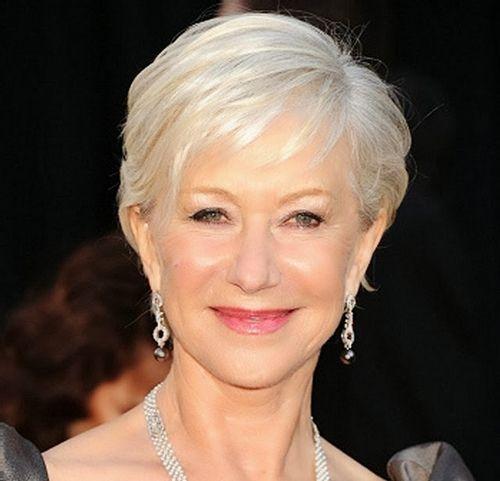 Hairstyles Uk: Short Hairstyles Women Over 60
