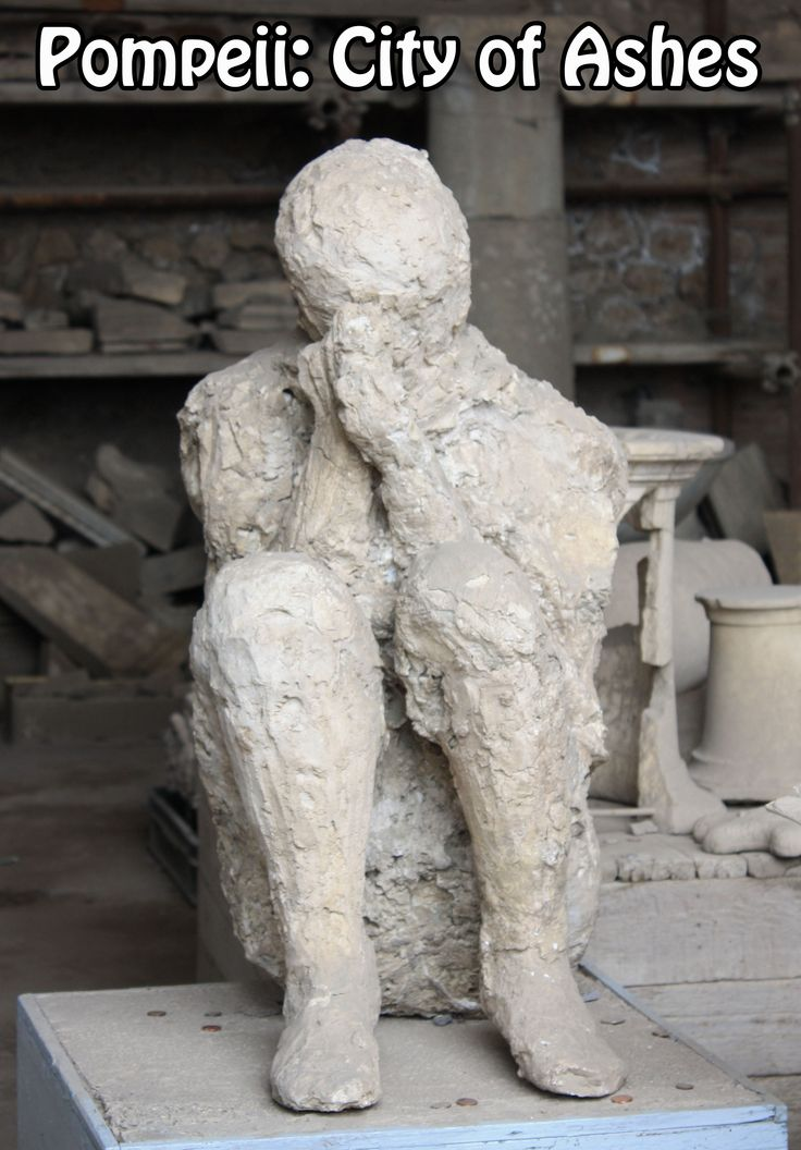 Pompeii is such a fascinating city to visit, especially for archaeology fans.