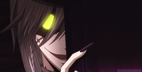 black butler undertaker gif | Black Butler:The Boy and His Demon Butler Open