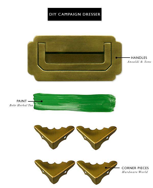 Ikea Hack: Dresser