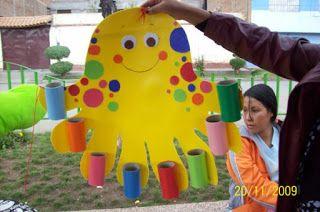 214 ideas para hacer juguetes con material reutilizado ~ Imágenes Creativas