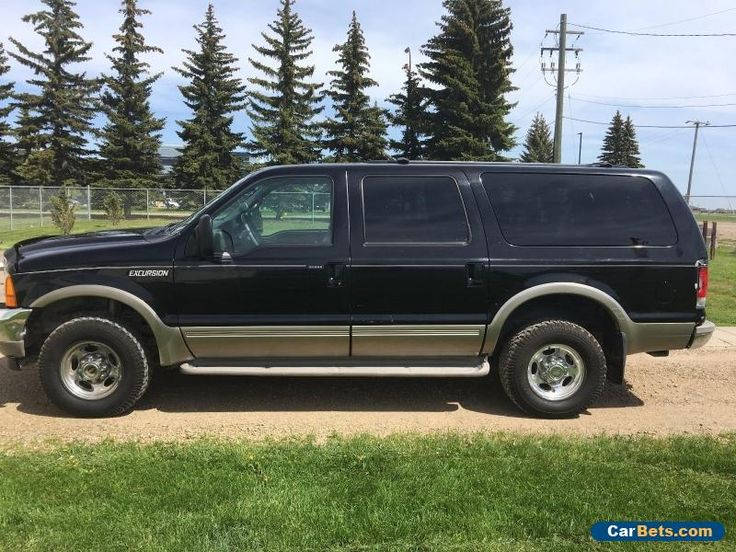 2000 Ford Excursion #ford #excursion #forsale #canada