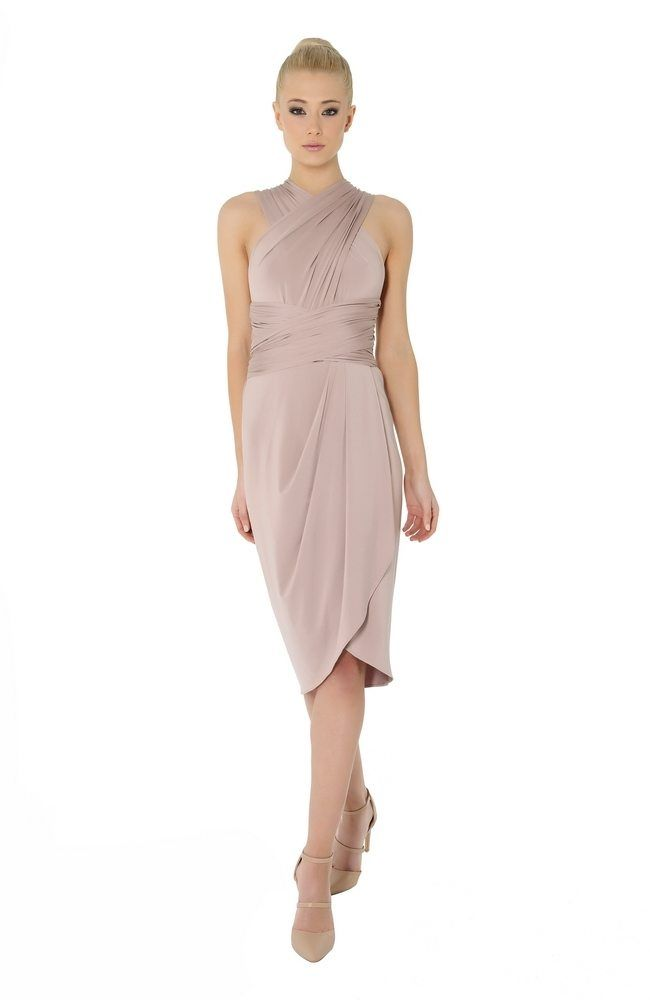 The Enchantress multiway dress from Nicolangela