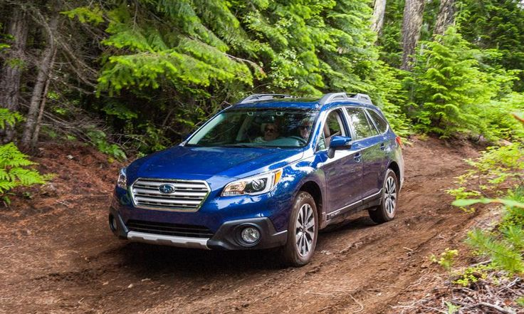 2015 Subaru Outback Photo by: Subaru