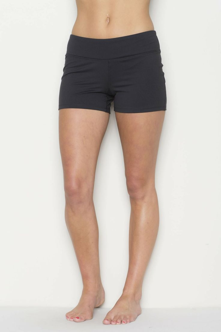 Yoga Ready! Lotus Short | Black @Soybu Inspired by Life Inspired by Life