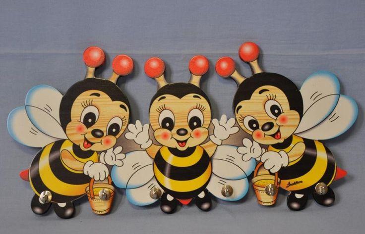 abejas-perchero