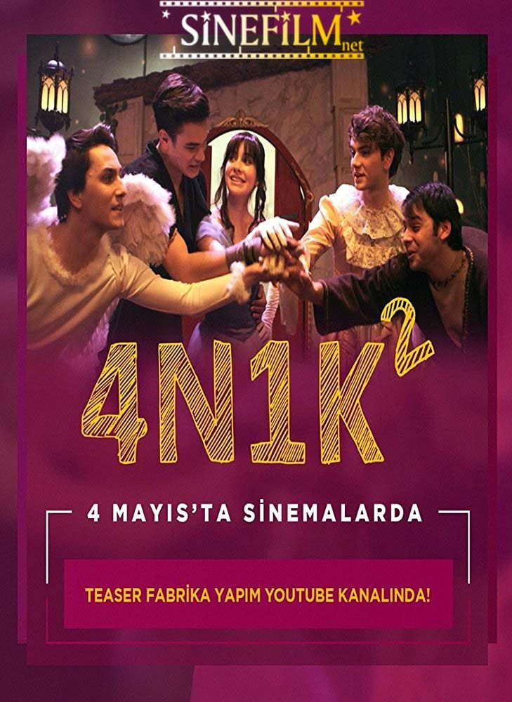 4n1k 2 2018 Filmini Full Hd 1080p Sansursuz Tek Parca 720p