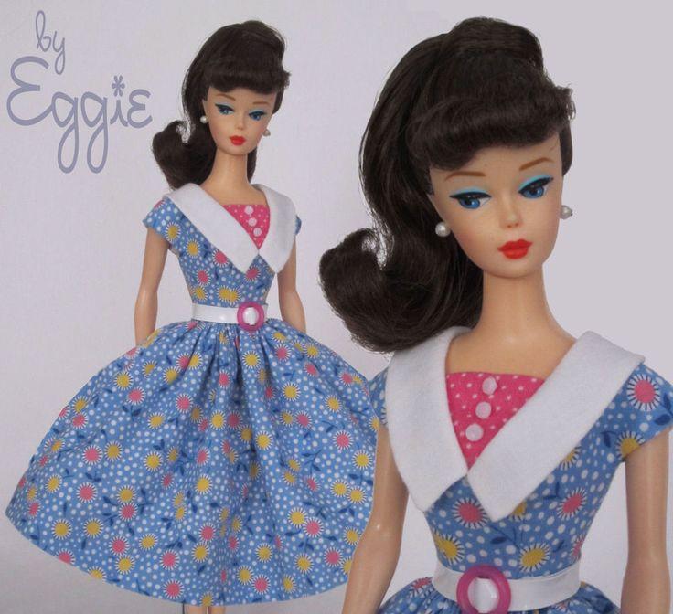 Lollipop Lollipop - Vintage Reproduction Barbie Doll Dress Clothes Fashions #Fanfare
