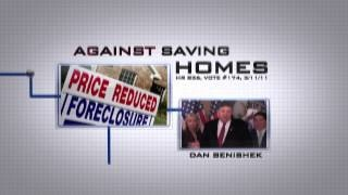 """""""Even Harder"""" from House Majority PAC opposes Rep. Dan Benishek, R-Mich. 10/17/12"""