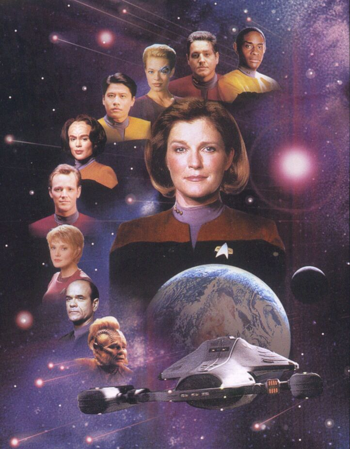 Star Trek Voyager  My favourite