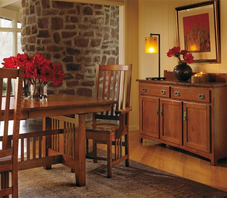 Love Mission Style Furniture