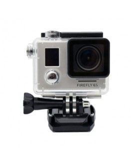 Firefly 6S Mini 4K HD 16MP WiFi DV Action Sports Camera for FPV(Silver)