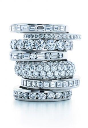 Alliance de mariage : alliance or blanc, alliance platine, 120 modèles d'alliances mariage pour dire « oui »