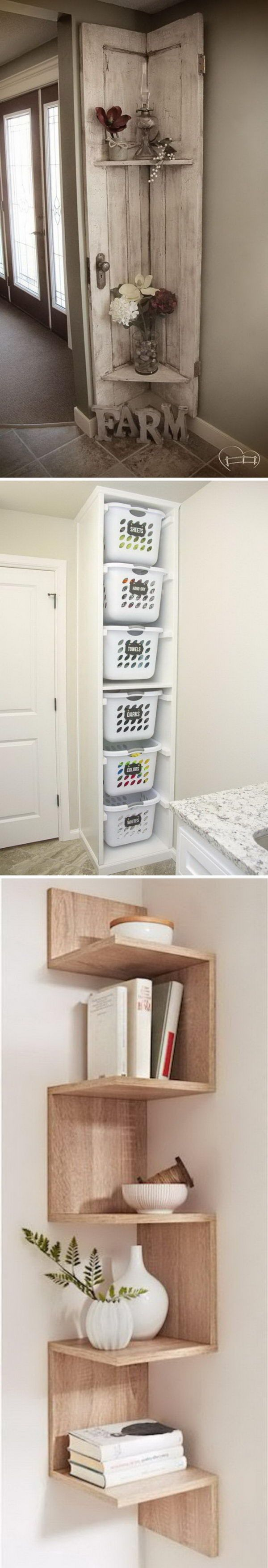 Creative Ways to Make Use Of Awkward Corners in Your Home.