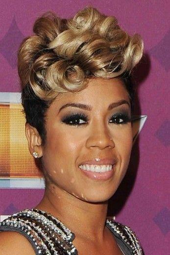 Keyshia Cole's Golden Crown!!!