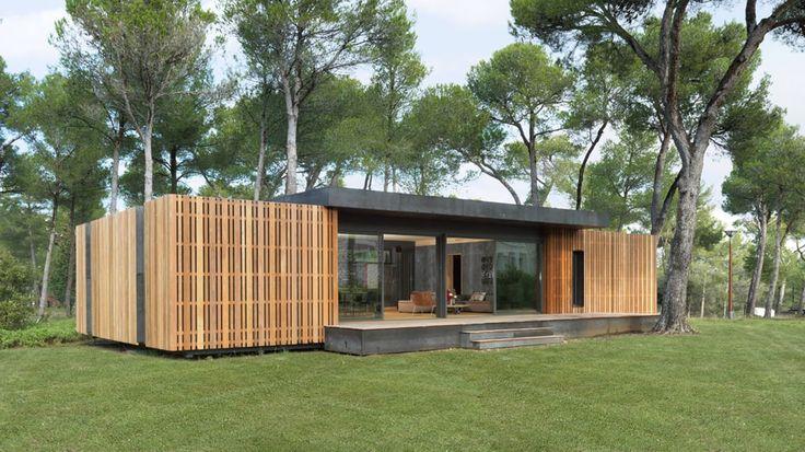 PopUp House é uma casa pré-fabricada reciclável que você monta com uma chave de fenda - Stylo Urbano