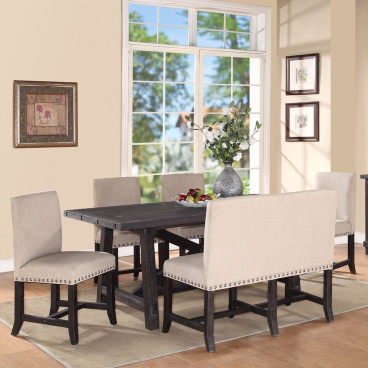 Best 25 Cheap Dining Sets Ideas On Pinterest  Cheap Dining Table Impressive Dining Room Furniture Cheap Decorating Design