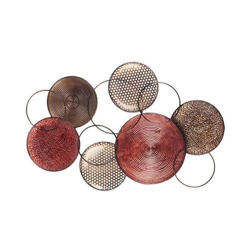 Circle Metal Wall Art 327 best outdoor metal wall art images on pinterest | metal walls