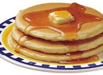 Totally Awesome Pancakes recipe from Betty Crocker