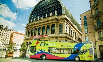 Pass nocturne pour un adulte ou un enfant dès 5 € avec Lyon City Bus: #LYON 5.00€ au lieu de 8.00€ (38% de réduction)