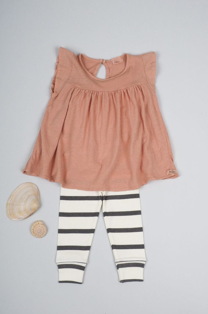 Nautical kids fashion.
