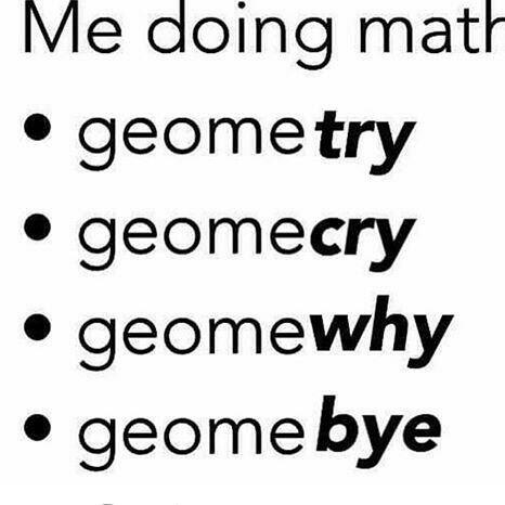Maths got me like...